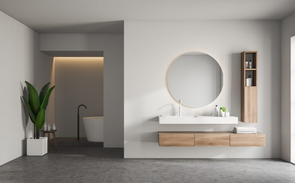 Jak v interiéru kouzlit se zrcadly? Prosvětlí domov, zvětší prostory i doladí atmosféru