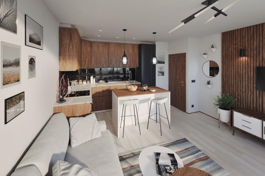 Jak si v lockdownu vylepšit domov? 10 tipů pro malou kuchyň