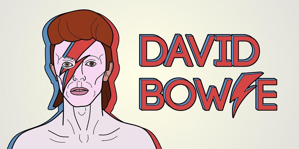 Hudební genius David Bowie