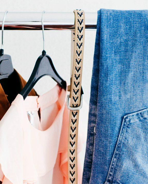 Jak jsem omezila svůj šatník na 25 kousků oblečení
